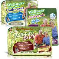 Unique Wellness Adult Incontinence Products