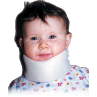 Bilt Rite 10-18309 Infant Cervical Foam Collar