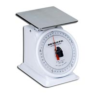 Detecto PT-SR Petite Top Loading Dial Scales