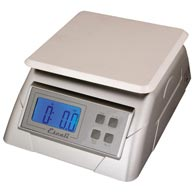 Escali 136DK Alimento Stainless Steel Top Digital Scale