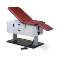 Hausmann 4336 Left Hand Econo-Line Power Clinic Examination Table