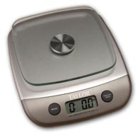 Taylor 3800N Digital Kitchen Scale-8 lb/4 kg Capacity
