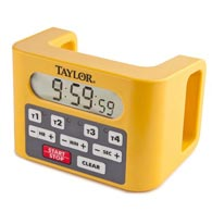 Taylor 5839 4 Event Electronic Timer-1.25 Display